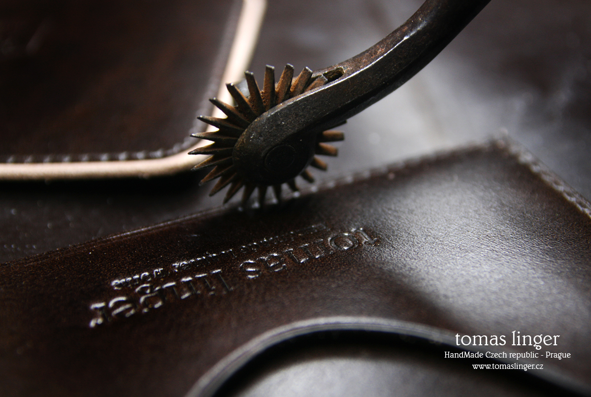 bespoke work leather handmade